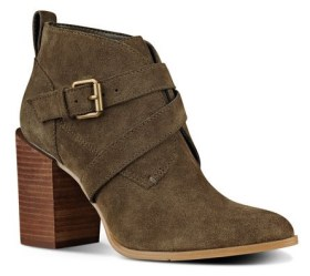 Kelala Moto Booties, $59.99, ninewest.com